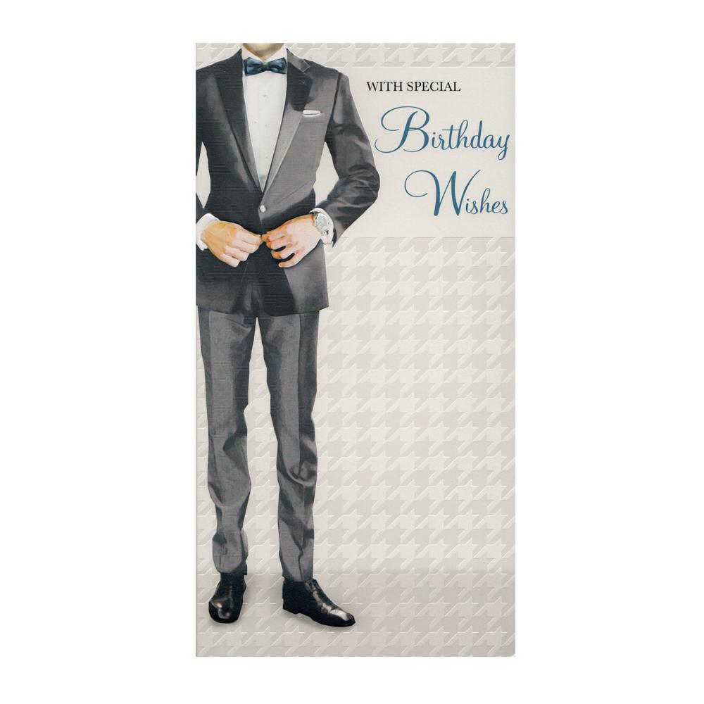 Stylish Mens Birthday Card Bc04 Stylish Gifts