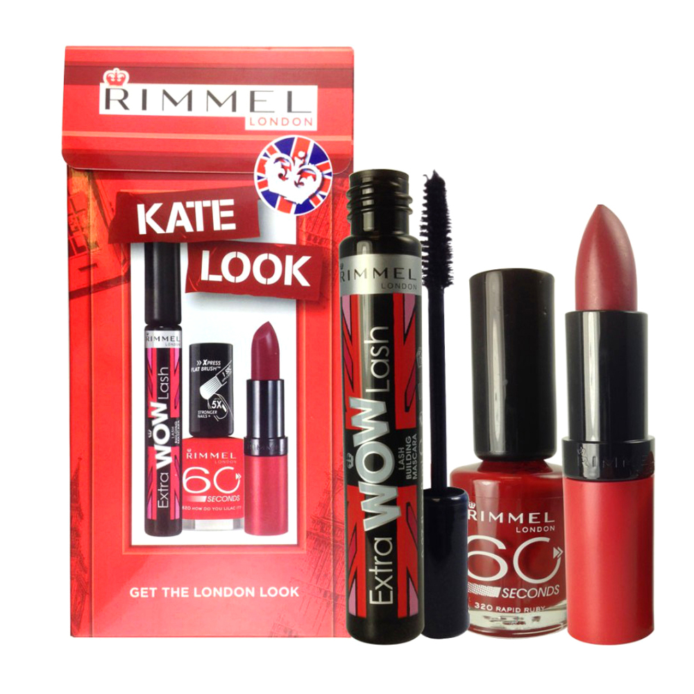 Rimmel Kate Look Gift Set