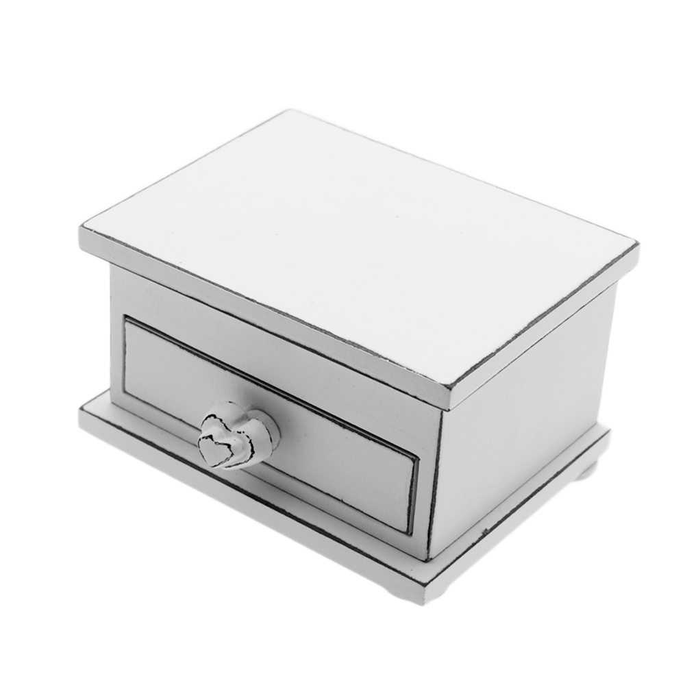 Shabby Chic Style Trinket Box Available From Stylish Gifts