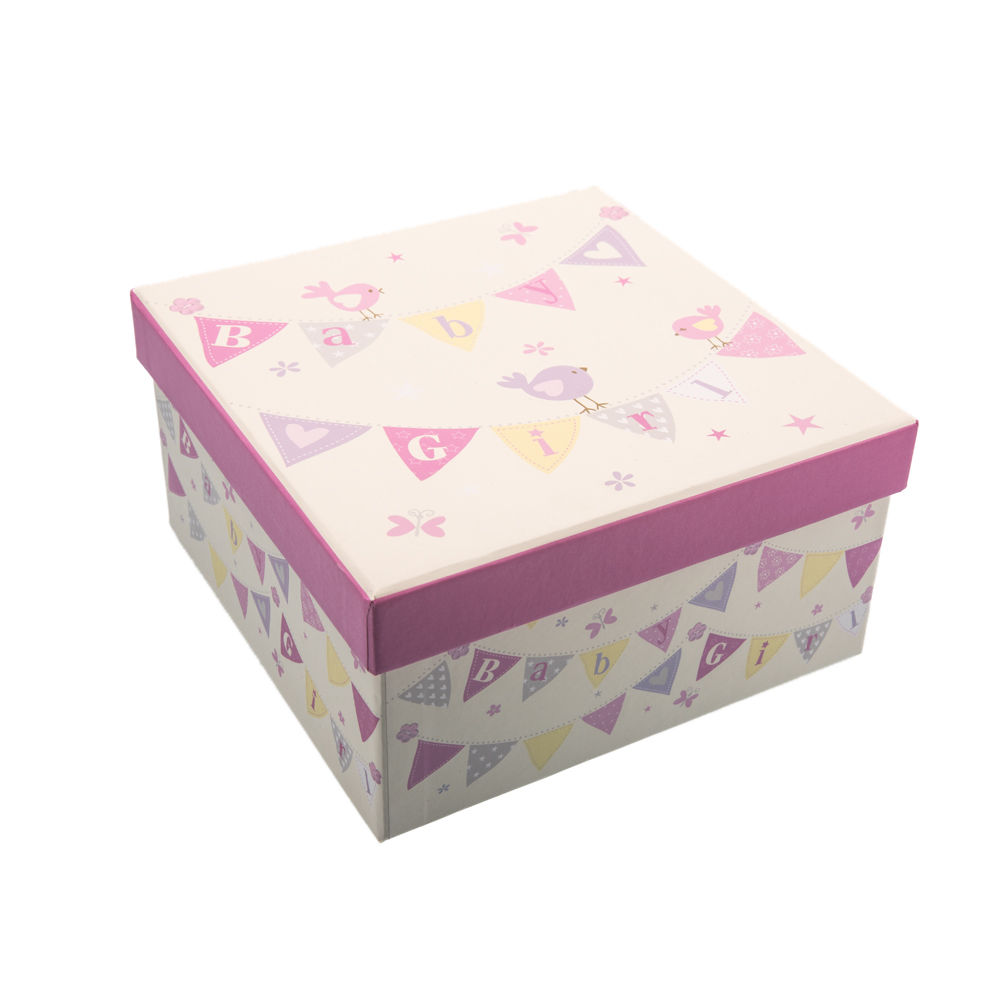 Baby Girl Gift Box : Baby girl gift box available from stylish gifts