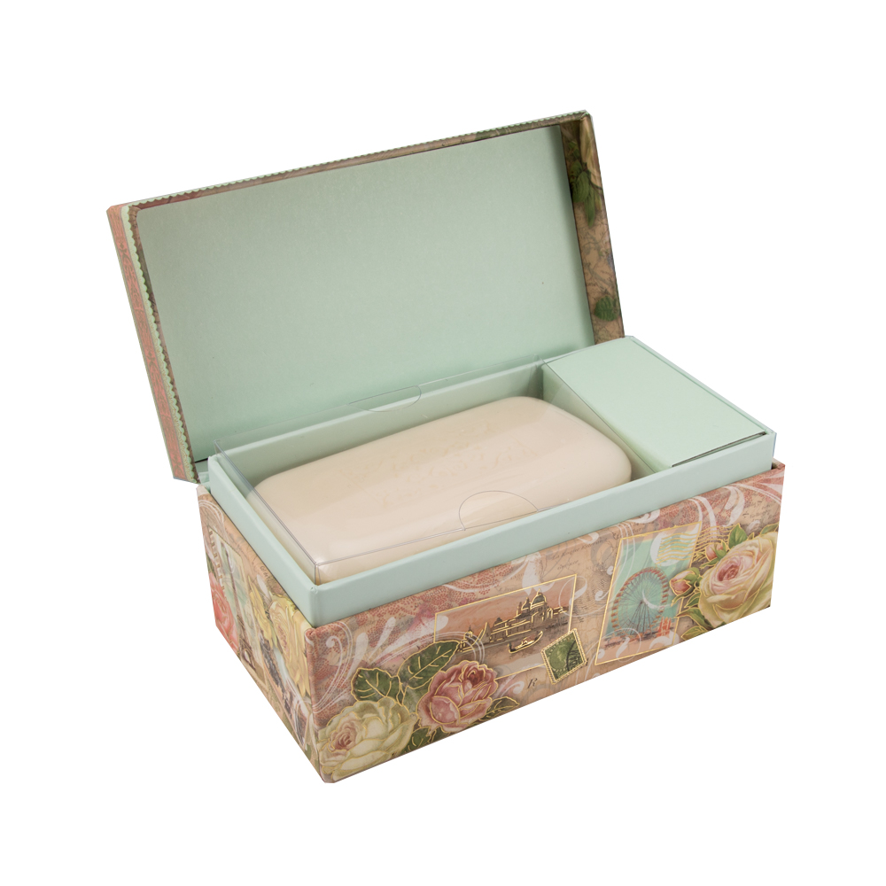 Musical Keepsake Box Rose Soap Available From Stylish Gifts